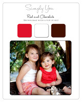 Red & Chocolate